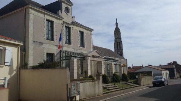 Construire à Saint-Lumine-de-Coutais -  Mairie