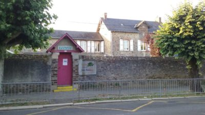 Construire à Saint-Philbert-de-Grand-Lieu -  École Maternelle Jean ROSTAND