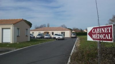 Construire à Saint-Philbert-de-Grand-Lieu -  Cabinet Médical