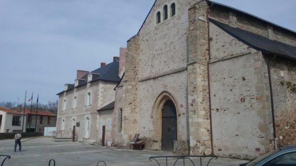 Construire à Saint-Philbert-de-Grand-Lieu -  L'Abbatiale