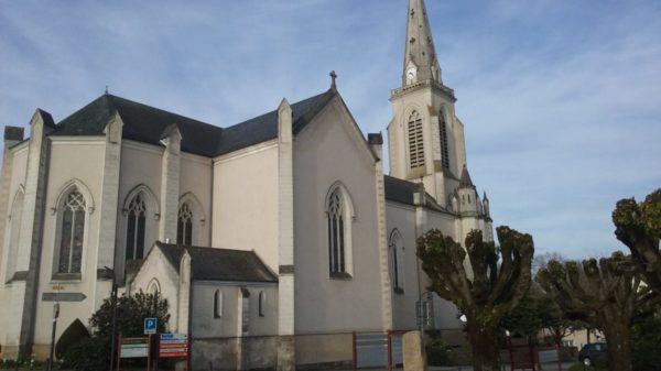 Construire à La Haie-Fouassière -  Église