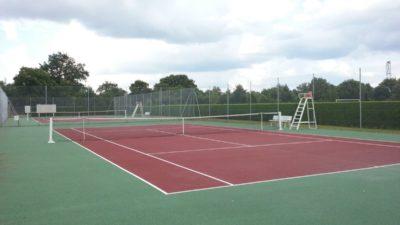 Construire au Bignon -  Terrains de Tennis
