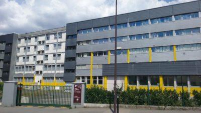 Lycée Jean Perrin à Rezé