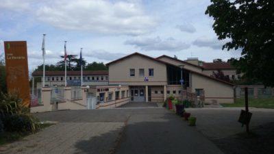 Lycée de la Herdrie à Basse-Goulaine