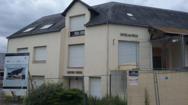 Construire à Petit-Mars -  Hôtel de Ville