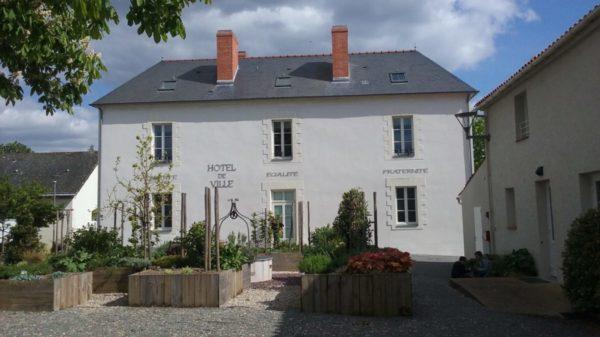 Construire à Pont-Saint-Martin -  Hôtel de Ville