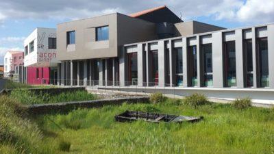 Construire à Pont-Saint-Martin -  Médiathèque