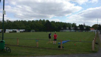 Construire à Pont-Saint-Martin -  Terrain de Football