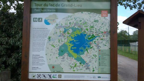 Construire à Pont-Saint-Martin -  Tour du Lac de Grand Lieu