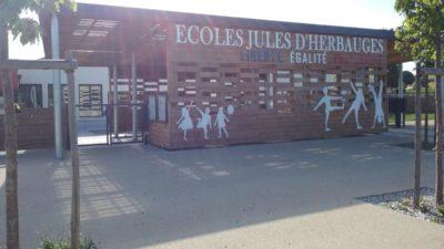 Construire à Saint-Aignan-de-Grand-Lieu -  École Jules d'HERBAUGES