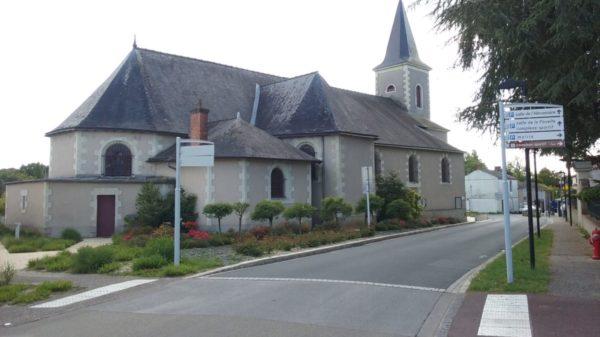Construire à Saint-Aignan-de-Grand-Lieu -  Église 1