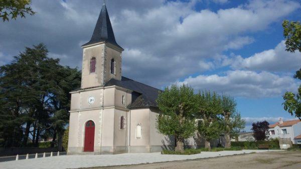 Construire à Saint-Aignan-de-Grand-Lieu -  Église 2