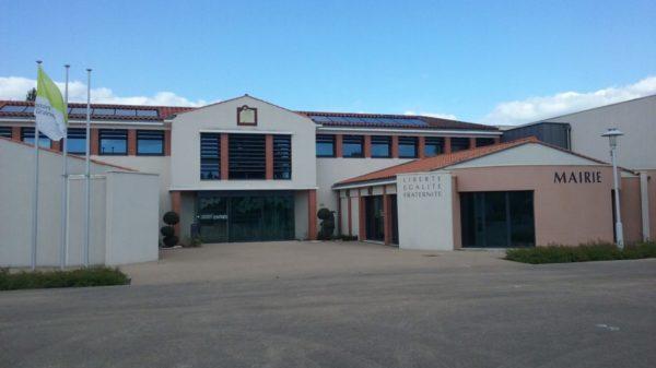 Construire à Saint-Aignan-de-Grand-Lieu -  Mairie 2
