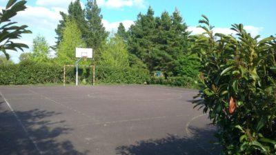 Construire à Saint-Aignan-de-Grand-Lieu -  Terrain de Basket ou Handbal
