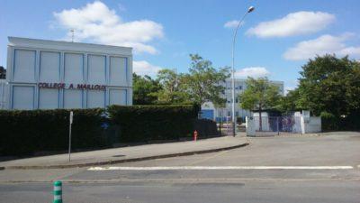 Collège A MAILLOUX au Loroux-Bottereau