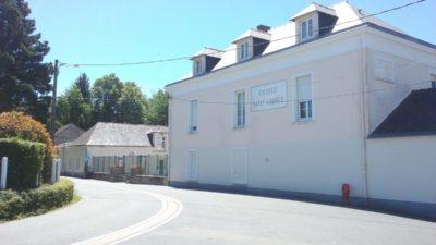 Collège Saint Gabriel à Haute-Goulaine