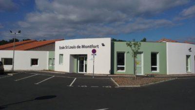 Construire à La Chevrolière -  École Saint Louis de Montfort