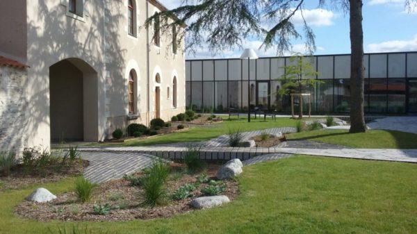 Construire à La Chevrolière -  Jardin de l'Hôtel de Ville 2