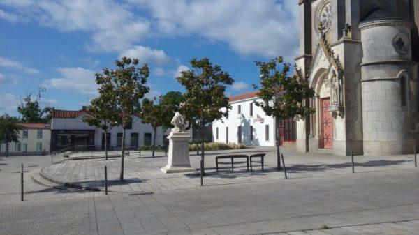 Construire à La Chevrolière -  Place de l'Église