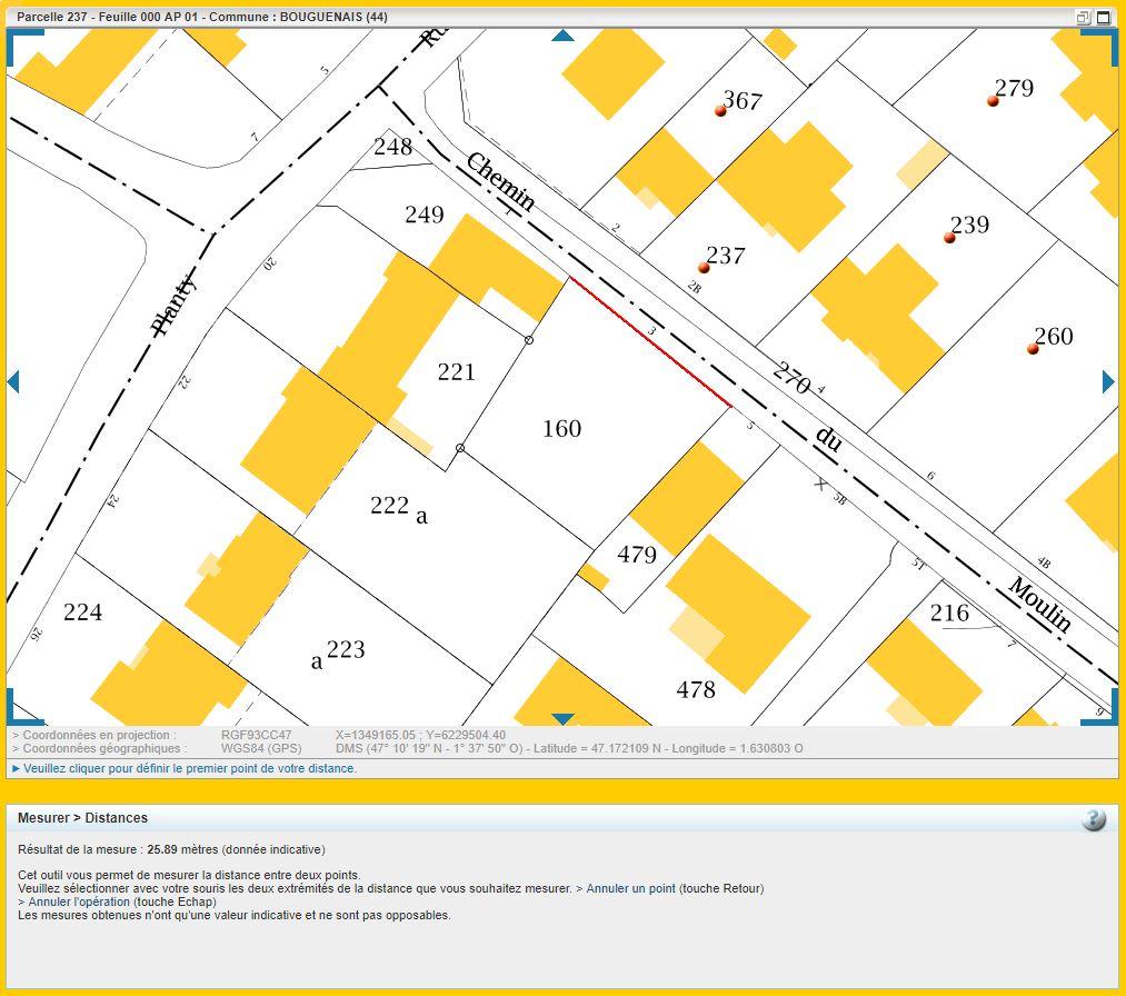 Maison 103m² + Terrain 200m² à Bouguenais - Parcelle AP 160