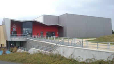 Construire au Loroux-Bottereau -  Salle Omnisport