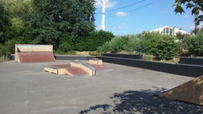 Construire au Loroux-Bottereau -  Skate Parc