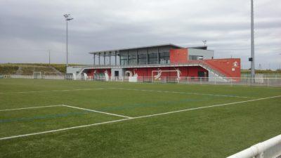 Construire au Loroux-Bottereau -  Stade de Football