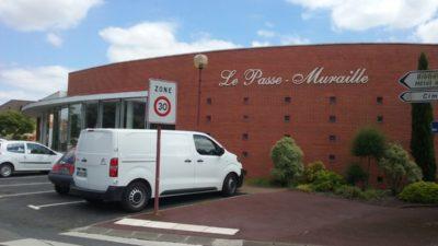 Construire à Saint-Julien-de-Concelles -  Bibliothèque Le Passe Muraille