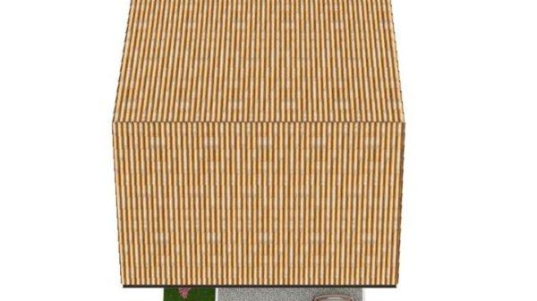Maison 103m² + Terrain 200m² à Bouguenais - Vue de Dessus de la Toiture