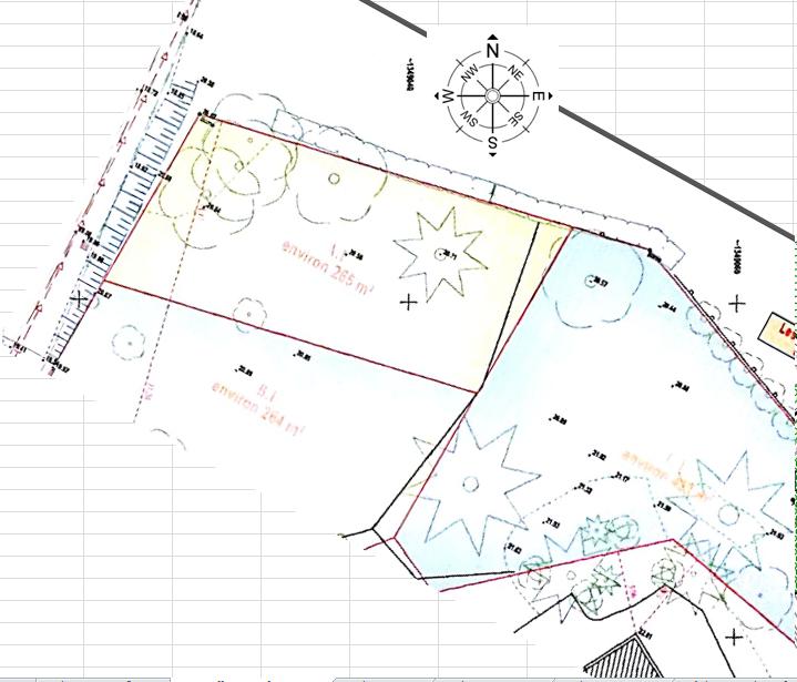 Maison 103m² + Terrain 275m² à Bouguenais - Foncier de 265m² avec RdV