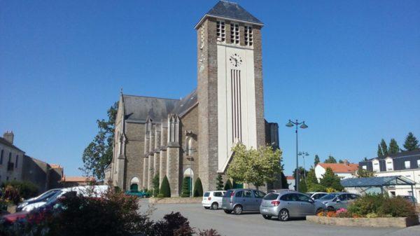 Construire au Bignon -  Église