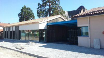 Construire au Bignon -  Accueil de Loisirs et Foyer des Jeunes