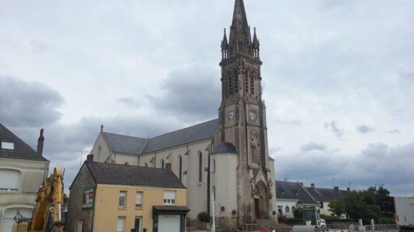 Construire à Petit-Mars -  Église