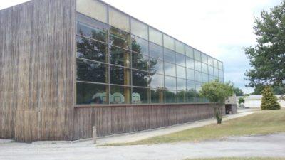 Construire à Petit-Mars -  Gymnase du Complexe Fernand Sastre