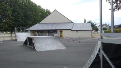Construire à Petit-Mars -  Skate Parc