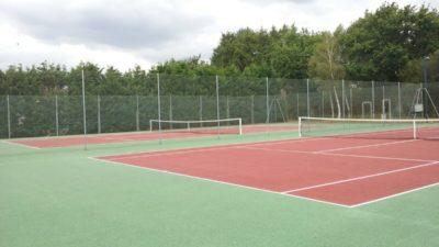 Construire à Petit-Mars -  Terrains de Tennis