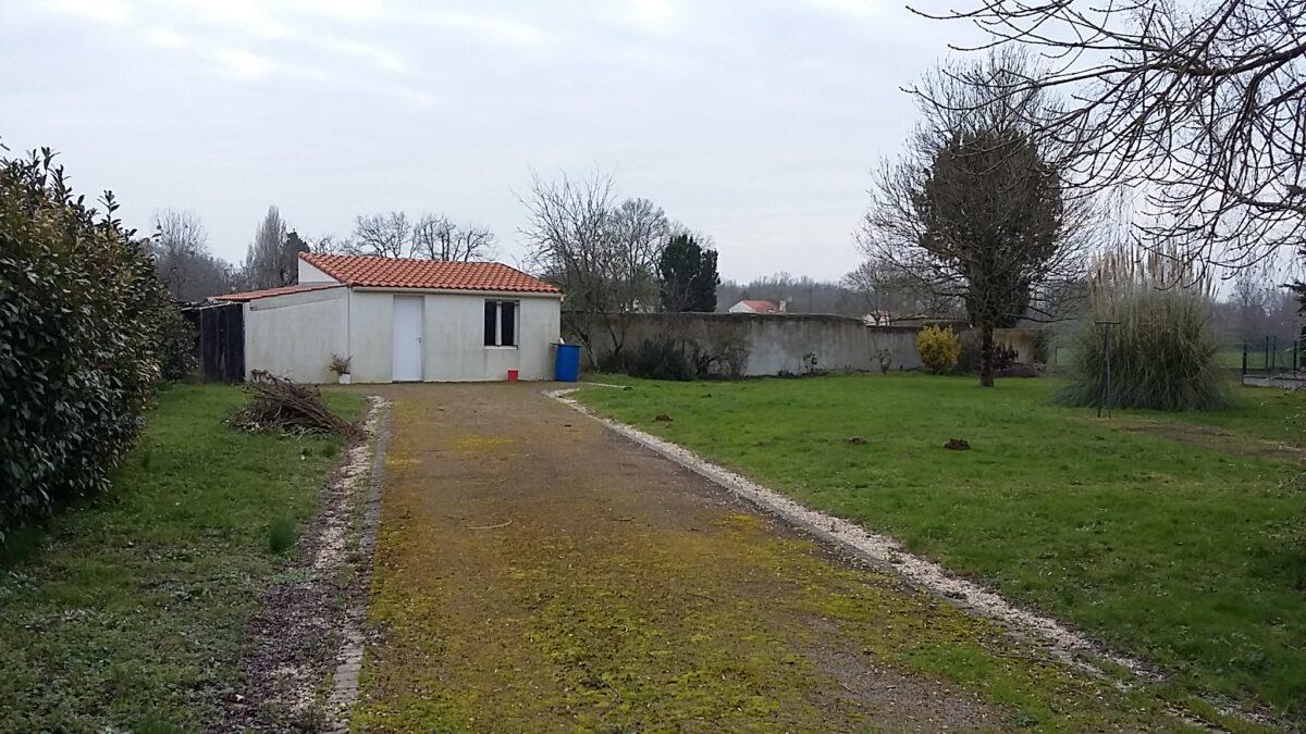 Terrain de 733m² à Saint Aignan de Grand Lieu - Photo 1